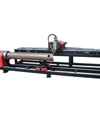 Máquina de corte do plasma do CNC da tubulação