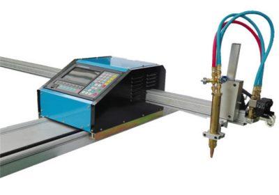 Made in china plasma plasma tocha e cortador de mesa de corte de metal plasma máquina cnc