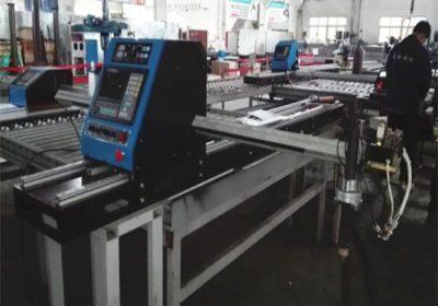 Heavy duty 60A 8mm placa de aço 6mm placa de alumínio de metal JX-1325 máquinas de corte de plasma de cobre