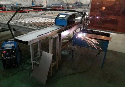 Fornecimento de metal cnc router / metal folha de plasma cnc tubo perfil máquina de corte