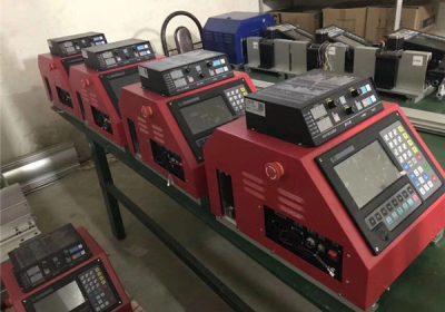 Cortador do plasma do cnc do metal do pantógrafo / cortador do plasma do cnc