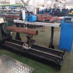 Novo produto portátil cnc plasma máquina de corte de tubos de aço inoxidável