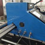 Portátil cnc 43A plasma máquina de corte de energia START sistema de controle de painel de LCD de corte a plasma preço da máquina de metal