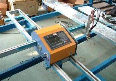 Máquina de corte profissional da tabela da flama do cnc com preço de fábrica