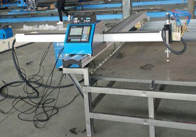 1560 pesados máquina de corte a plasma cnc china