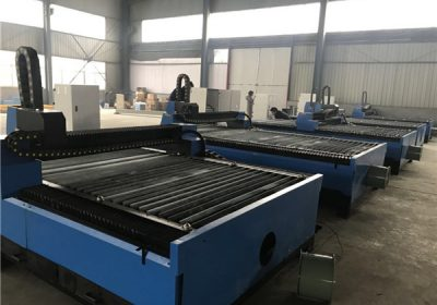 Máquina de corte por plasma de tubo automático CNC PORTABLE