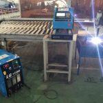 Pórtico Tipo CNC Plasma Corte e Plasma Máquina de Corte, placa de aço de corte e perfuração máquinas preço de fábrica