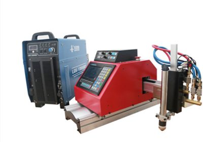 Metal de aço novo auto tabela cnc plasma e máquina de corte de chama