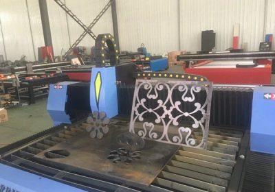 Máquina de corte quente do CNC da tabela do plasma da máquina da tabela