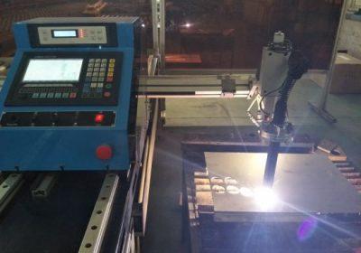Metal corte 1500 * 3000mm cnc máquina de plasma